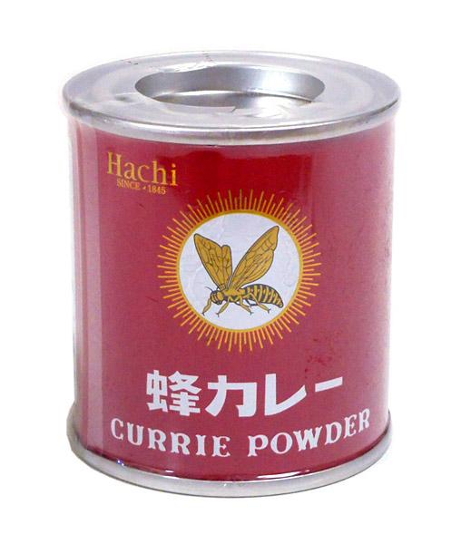 ハチ 蜂カレー カレー粉 40g【イージャパンモール】