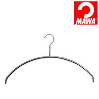 MAWA(マワ)社 3本セット マワハンガー 滑らないハンガー レディースライン ブラック【代引不可】【日用品館】