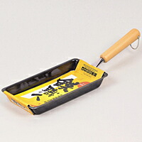 パール金属 鉄職人 お弁当用玉子焼き器 HB-907【代引不可】【日用品館】