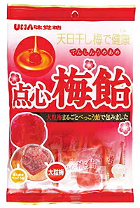 ★まとめ買い★ ユーハ味覚糖 点心梅飴 ×6個【イージャパンモール】