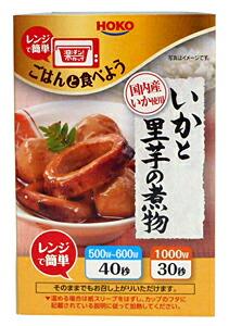 宝幸 楽チンカップ いかの里芋の煮物 120g【イージャパンモール】