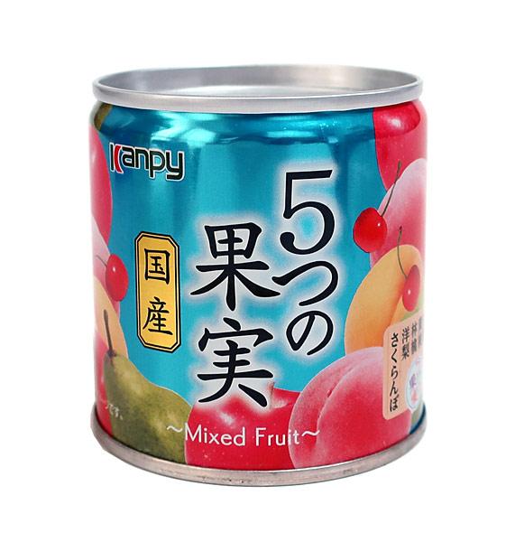 カンピー国産 5つの果実 M2号缶【イージャパンモール】