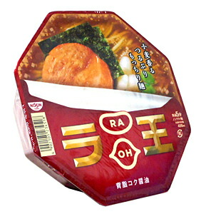 日清 ラ王カップ背油コク醤油 115g【イージャパンモール】