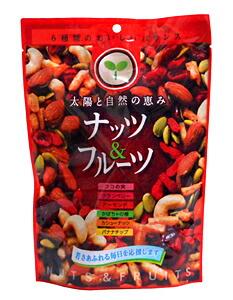 MDH ナッツ&フルーツ 93g【イージャパンモール】
