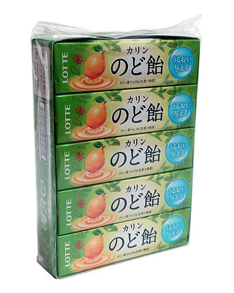 ★まとめ買い★ ロッテ のど飴スティック 11粒 ×10個【イージャパンモール】