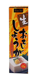ハチ食品 生おろし生姜 42g【イージャパンモール】