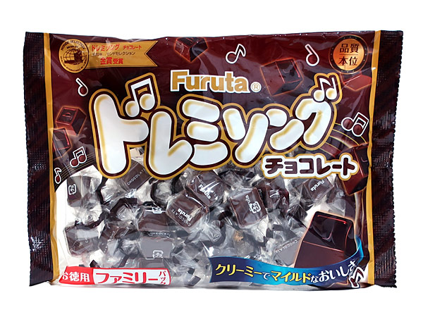 フルタ製菓 ドレミソングチョコレート 192g【イージャパンモール】