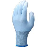 ショーワグローブ B0500 簡易包装パームフィット手袋 M ブルー 1パック(10双)