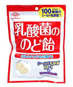 佐久間 乳酸菌ののど飴 72g【イージャパンモール】