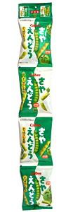 ★まとめ買い★ カルビー さやえんどうミニ4 さっぱりしお味 48g ×12個【イージャパンモール】