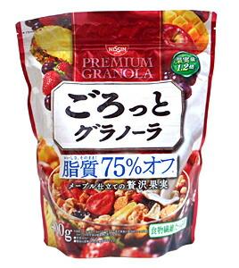 ★まとめ買い★ 日清シスコグラノーラ脂質75%オフ贅沢果実 ×6個【イージャパンモール】