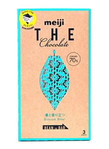 明治 ザ・チョコレート凛と香り立つブロッサムビター 50g【イージャパンモール】