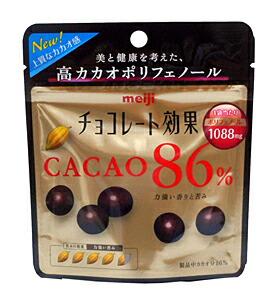 明治 チョコレート効果カカオ86%パウチ 37g【イージャパンモール】