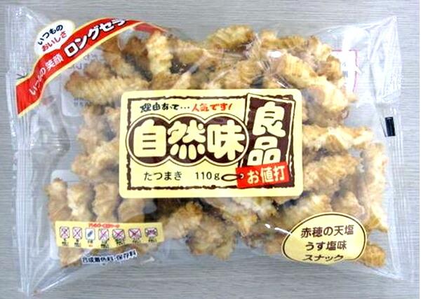 ★まとめ買い★ 藤庄 自然味良品 たつまき 110g ×16個【イージャパンモール】