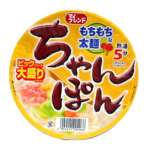 大黒 ビックちゃんぽん 105g【イージャパンモール】