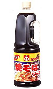 イカリ あまから焼そばソース 2.1kg【イージャパンモール】