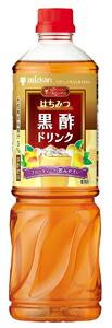 ミツカン ビネグイットハチミツ黒酢6倍 1000ml【イージャパンモール】