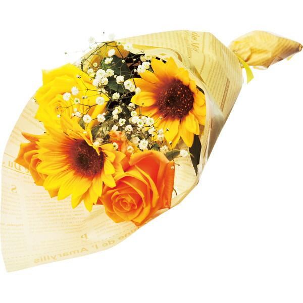 【送料無料】【父の日】父の日花束 黄色系【代引不可】【ギフト館】