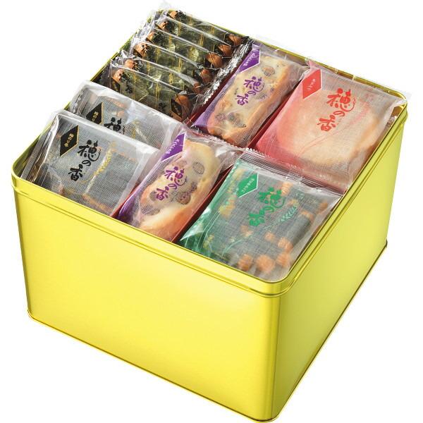 【送料無料】亀田 穂の香 ゴールド缶 10081【代引不可】【ギフト館】