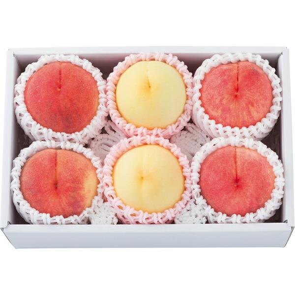 【送料無料】三大産地の桃 味の食べ比べ BF-1910144【代引不可】【ギフト館】