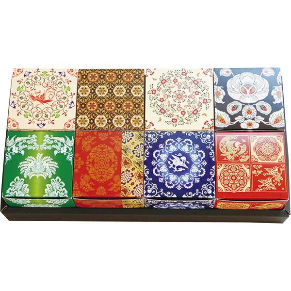 【送料無料】奈良祥樂 大和し美しオリーブなあられ8箱セット 大和し美しオリーブなあられ8箱セット【代引不可】【ギフト館】