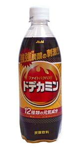 ★まとめ買い★ アサヒ ドデカミン 500mlペット ×24個【イージャパンモール】