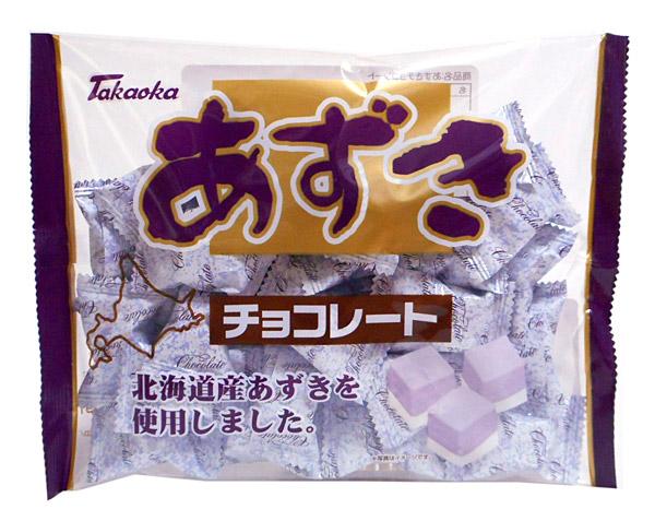 高岡 あずきチョコレート145g【イージャパンモール】