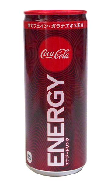 ★まとめ買い★ コカコーラ コカコーラエナジー250g缶 ×30個【イージャパンモール】