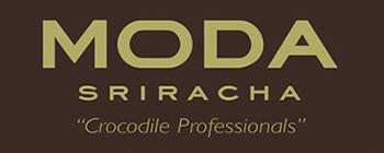 13dabbb6d4cf モーダシラチャー 本クロコダイル長財布. タイ・Sriracha MODA ...