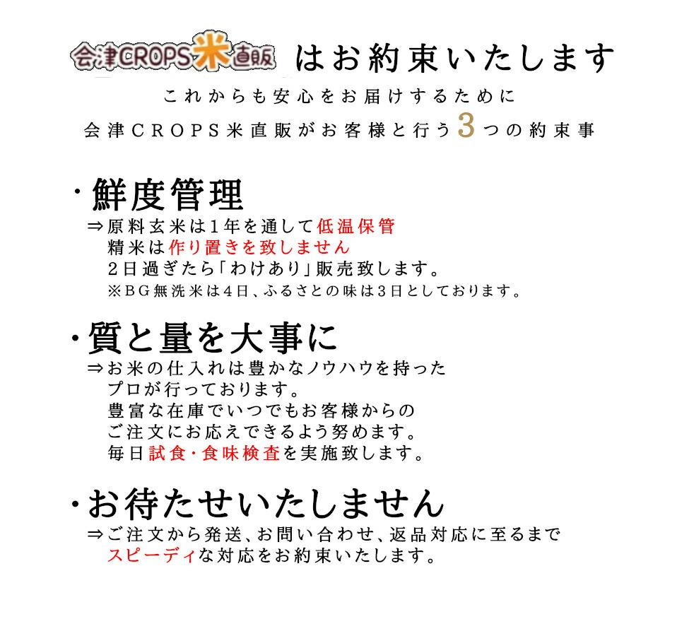 お米QSC