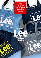 【Lee リー】キッズ ロゴレッスントートバッグ
