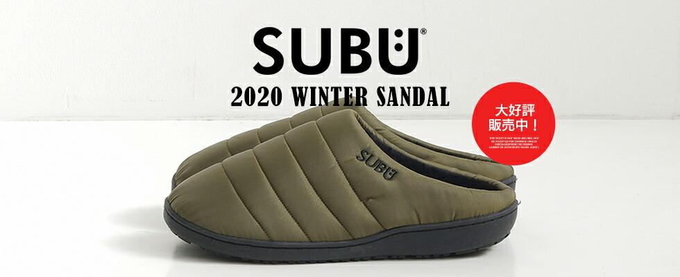 SUBU2020 WINTER SANDLE