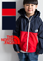 【THE NORTH FACE ザノースフェイス】キッズ コンパクトジャケット
