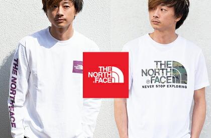 THE NORTH FACEブランドページ