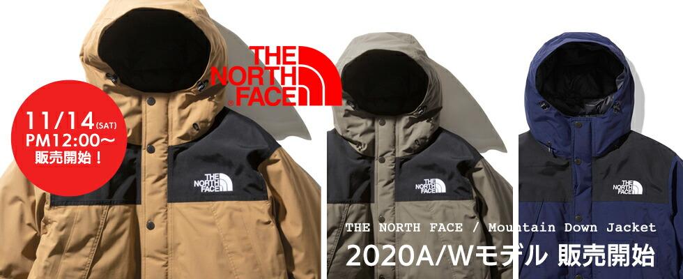 TNF Nountain Down Jacket 20AW