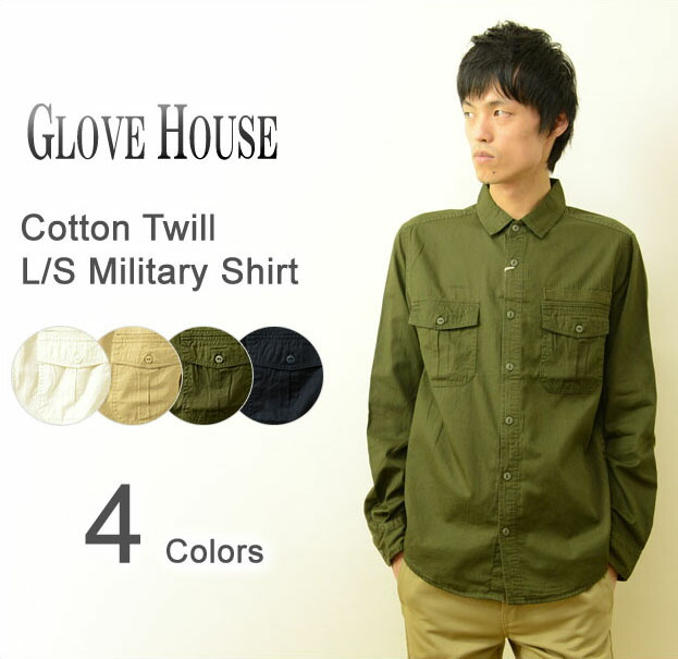 Jeansbug rakuten global market glove house grove house for Olive green oxford shirt