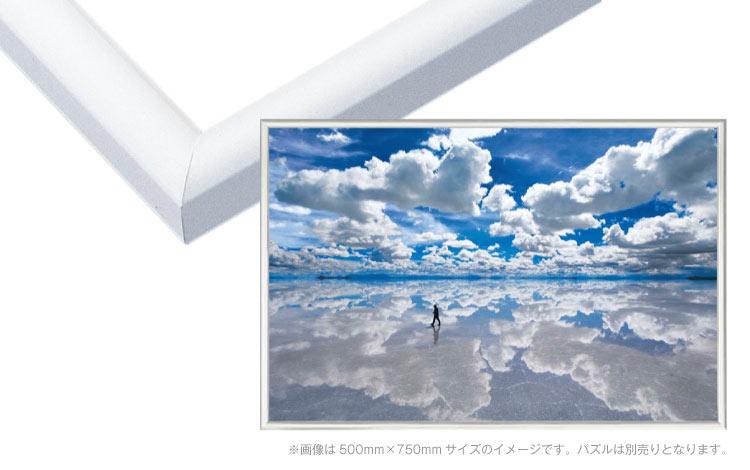 EPP-66-114 パネルマックス No.14 / 10 ホワイト 50×75cm(ラッピング不可)