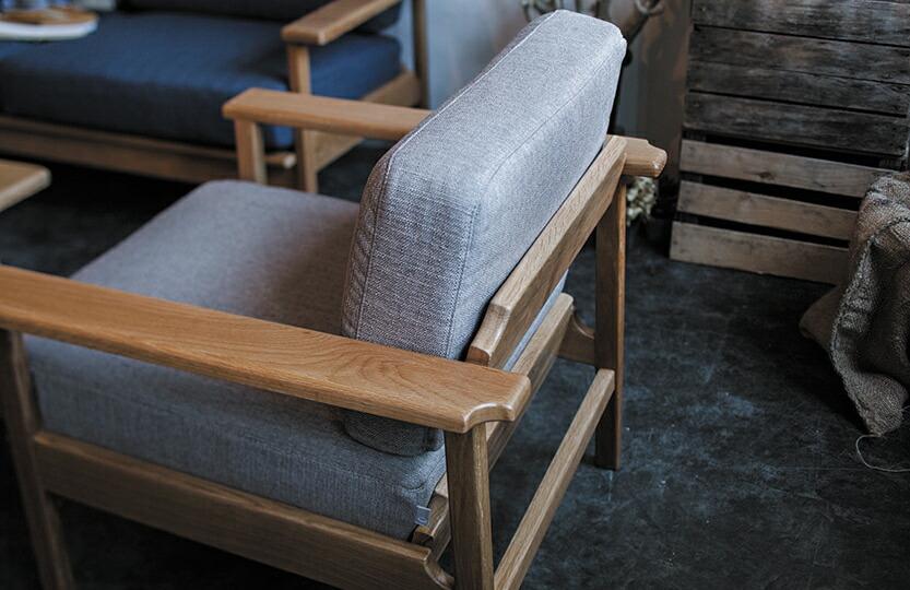 part sofa 1 seater / パート ソファ 1人掛け