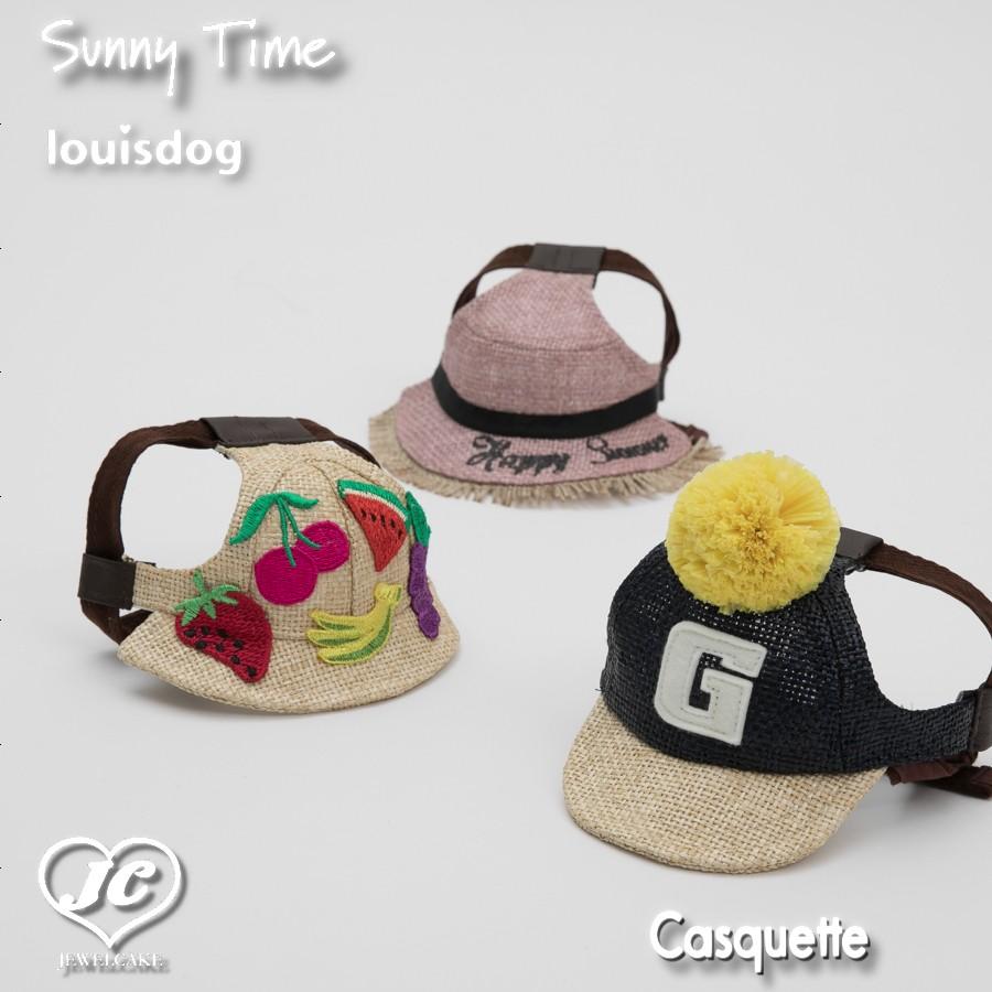 犬用品/帽子/LOUISDOG/ルイスドッグ