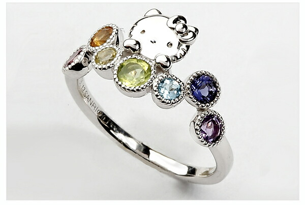 product name hello kitty - Hello Kitty Wedding Ring