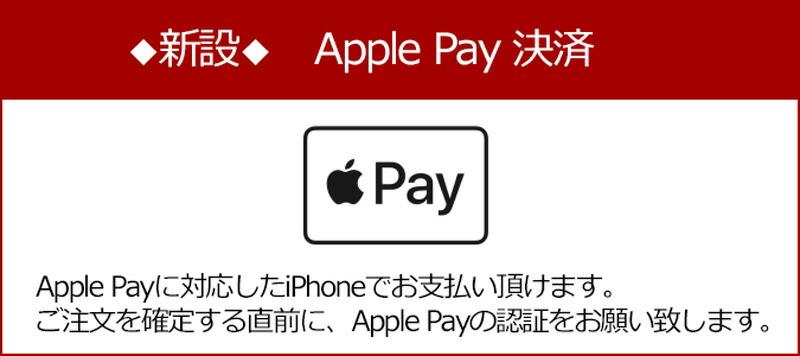 新設 ApplePay