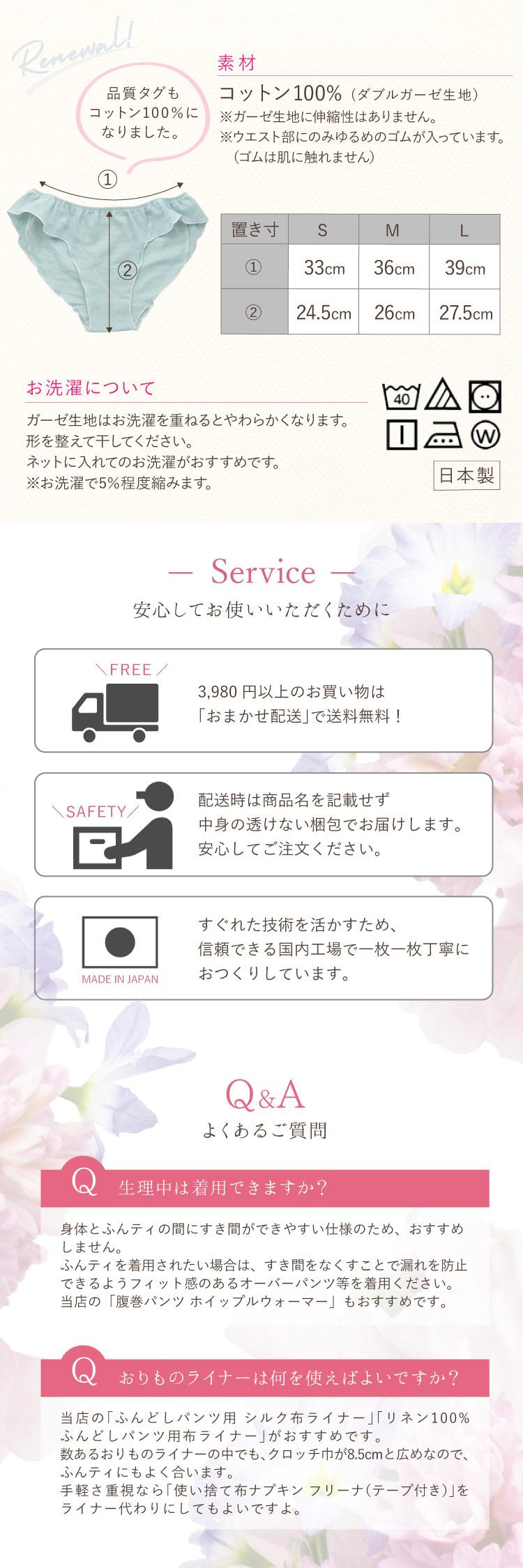 サービス、Q&A
