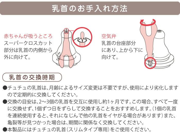 乳首のお手入れ方法