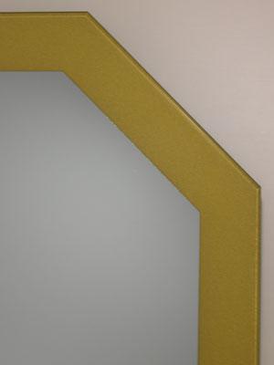 ゴールド-正八角