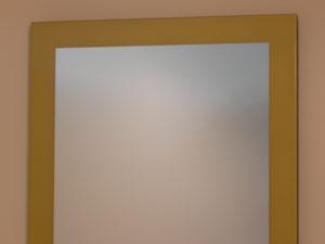 ゴールド-長方形