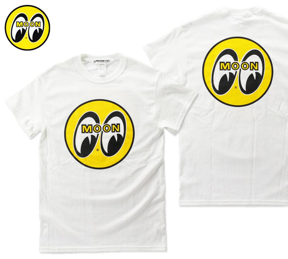 ムーンアイズ Tシャツ MOON EYEBALL