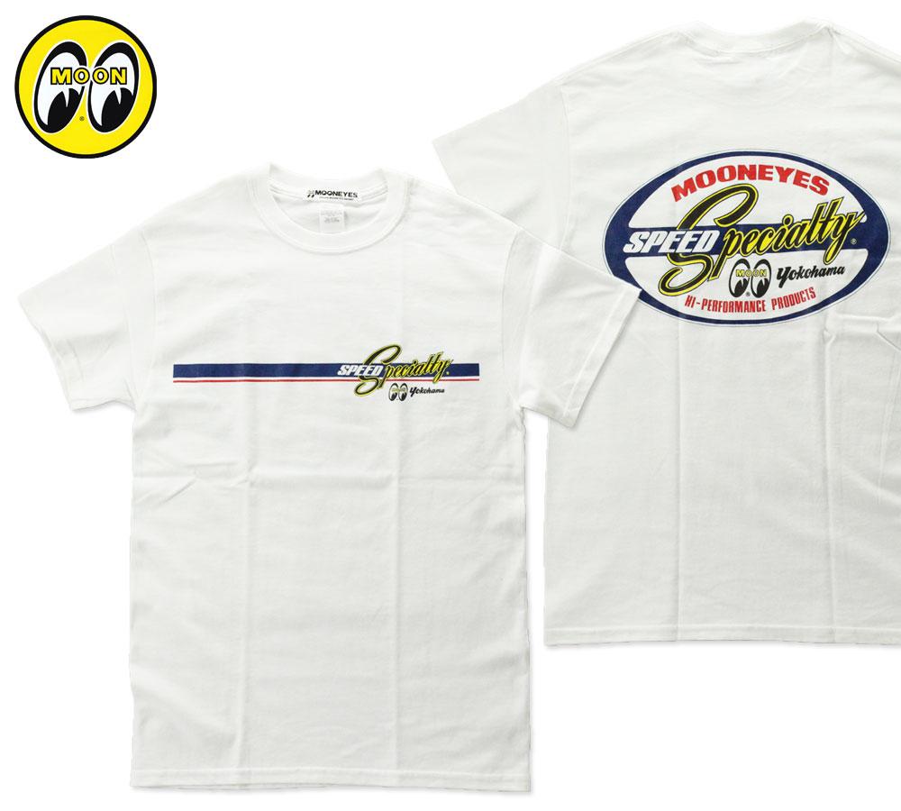 ムーンアイズ Tシャツ Speed Specialty