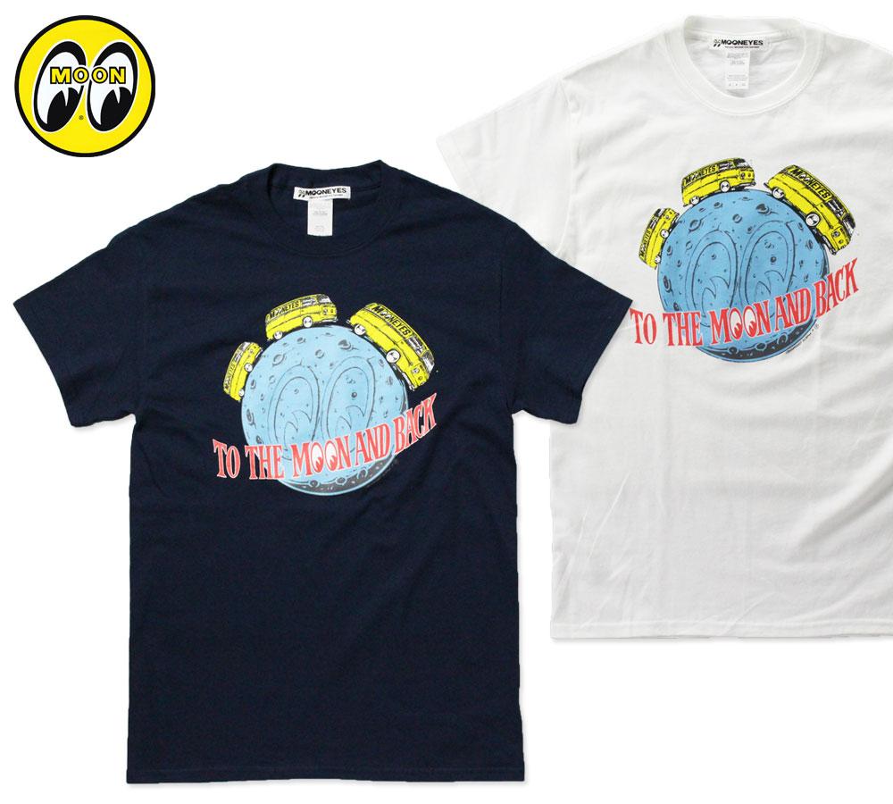 ムーンアイズ Tシャツ MOON Bus