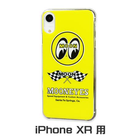 ムーンアイズ(MOONEYES) iPhoneXR ケース チェッカー