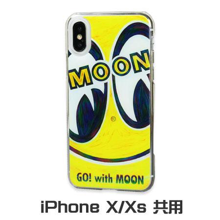 ムーンアイズ(MOONEYES) iPhoneX/Xs ケース ビッグアイボール